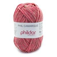 Phildar Phil Camargue kleur 0001 Bois De Rose