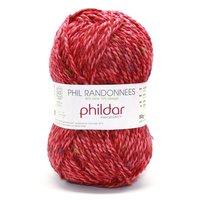 Phildar Phil Randonnees Kleur 0001 Piment