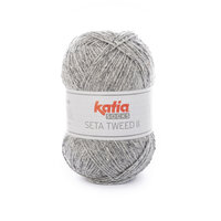 Katia Seta Tweed II Socks Kleur 84