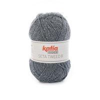 Katia Seta Tweed II Socks Kleur 85