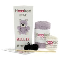 DIY Haakpakket Eco Barbante Billie Beer Orchid