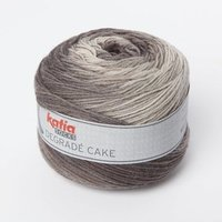 Katia Degrade Cake Socks kleur 80
