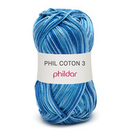 Phildar Phil Coton 3 kleur 0204 Olympique