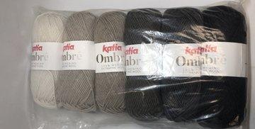 Katia Ombre Wol kleur 5