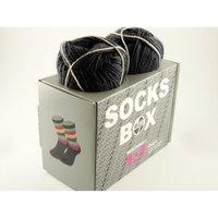 Lana Grossa Socks Box Kleur 604