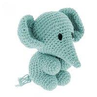 DIY Haakpakket Elephant Eco Barbante kit Punch