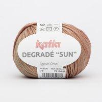 Katia Degrade Sun kleur 078