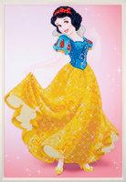 Vervaco Diamond Painting Kit Disney Sneeuwwitje