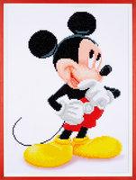 Vervaco Diamond Painting Kit Disney Mickey Mouse