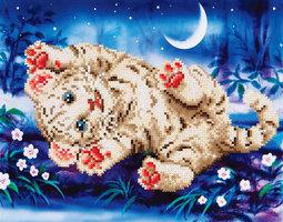 Diamond Dotz Baby Tiger Roly Poly