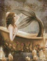 Diamond Dotz Bath Time Mermaid
