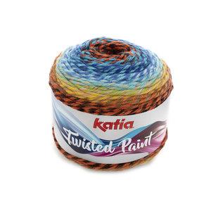 Katia Twisted Paint Kleur 156