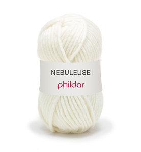Phildar Nebuleuse kleur 0032 Ecru