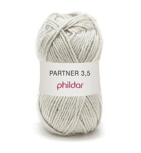 Phildar Partner 3.5 kleur 0012 Brume