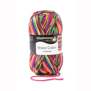 Schachenmayr Bravo Color kleur 2085