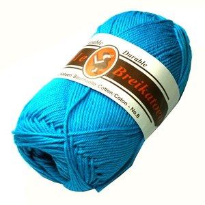 Durable Breikatoen Gekleurd No.8 50gr. kleur 201