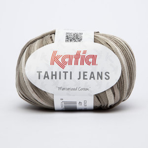 Katia Tahiti Jeans kleur 401 Bruin