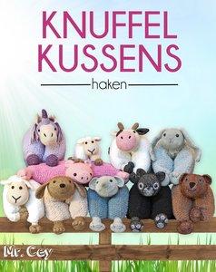 Knuffel Kussens Haken Haakboek Handwerk Hobbyzaak