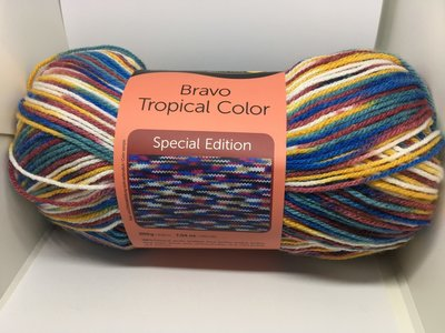 Schachenmayr Bravo Tropical Color kleur 2127
