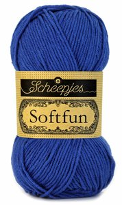 Scheepjes SoftFun kleur 2512 Korenblauw