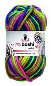 MyBoshi No. 1 Multicolor kleur c8