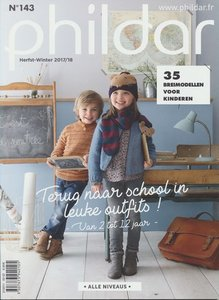 Phildar Nr. 143 Kinderen