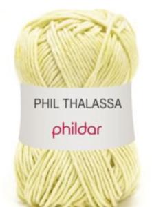 Phildar Thalassa kleur 0022 Anis