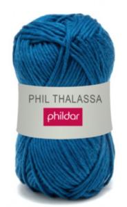 Phildar Phil Thalassa kleur 0029 Petrole