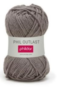 Phildar Phil Outlast kleur 0002 Ombre