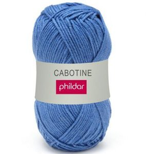Phildar Cabotine kleur 0019 Outremer