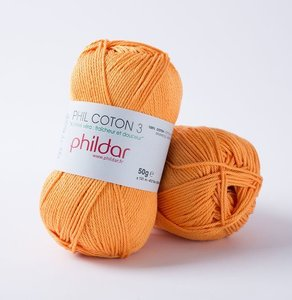 Phildar Phil Coton 3 kleur 0070 Melon