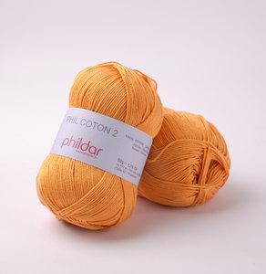 Phildar Phil Coton 2 kleur 0070 Melon