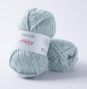 Phildar Nebuleuse kleur 0007 Azur
