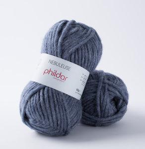 Phildar Nebuleuse kleur 0008 Jeans