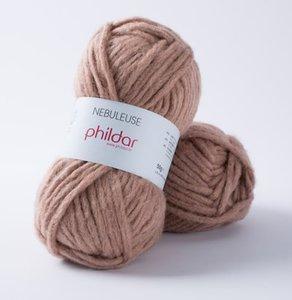 Phildar Nebuleuse kleur 0001 Tomette