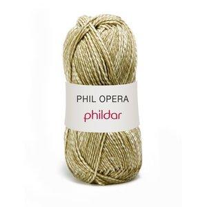 Phildar Phil Opera kleur 0005 Kaki