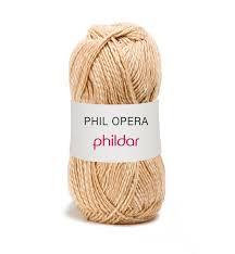 Phildar Phil Opera kleur 0003 Beige
