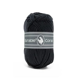 Durable Coral Katoen 50gr. kleur 324