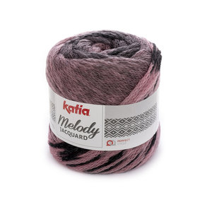 Katia Melody Jacquard kleur 258