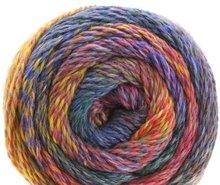 Lana Grossa Meilenweit Rainbow Kleur 111
