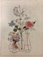 Lanarte 33618 Bloemen In Vaasjes 22 x 29 cm
