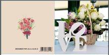 Jul And Julie Kit   Diamond painting Love Bloemen