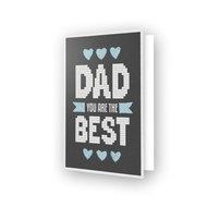 Diamond Dotz kaart Best Dad