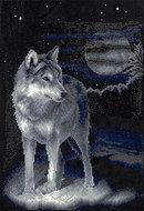 Diamond Painting Freyja Crystal | Wolf