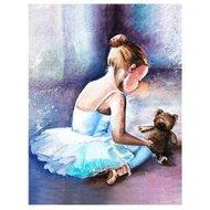 Protsvetnoy Paint by Numbers | Ballerina - MG2056E