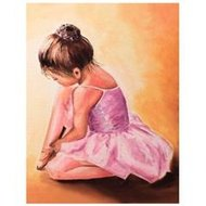 Protsvetnoy Paint by Numbers | Ballerina Baby - MG2055E