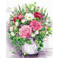Protsvetnoy Paint by Numbers | Bright Peonies - MG2060E