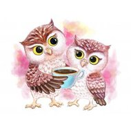 Protsvetnoy Paint by Numbers | Cute Owls - ME1125E