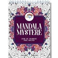 Colorya Kleuren voor Volwassenen | Mandala Mysterie op nummer - W* - COL1005