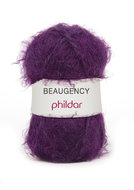 Phildar Beaugency kleur 0030 Myrtille